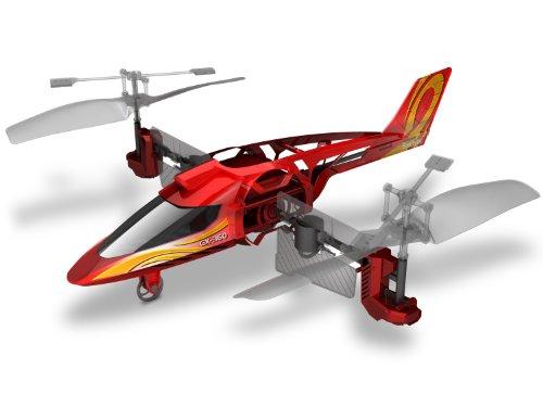 84593 Silverlit Heli Twister ferngesteuert 3-Kanal Helikopter Infrarot mit Drehung um die eigene Achse per Fernbedienung möglich, farblich sortiert - 1