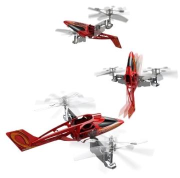 84593 Silverlit Heli Twister ferngesteuert 3-Kanal Helikopter Infrarot mit Drehung um die eigene Achse per Fernbedienung möglich, farblich sortiert - 2