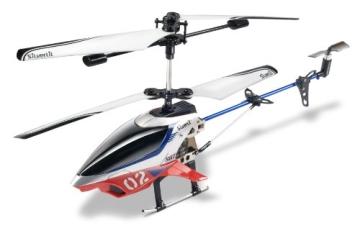 84597 Silverlit Sky Unicorn ferngesteuert 3-Kanal Helikopter Infrarot mit Gyro, farblich sortiert - 2