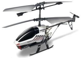 84601 Silverlit Spy Cam II ferngesteuert 3-Kanal Helikopter 2.4GHz mit Gyro und Kamera für Videos bzw. Bilder, farblich sortiert - 1