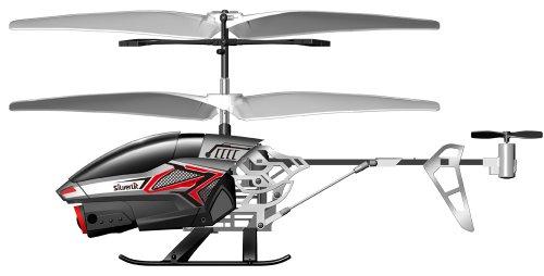 84601 Silverlit Spy Cam II ferngesteuert 3-Kanal Helikopter 2.4GHz mit Gyro und Kamera für Videos bzw. Bilder, farblich sortiert - 2
