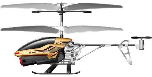 84601 Silverlit Spy Cam II ferngesteuert 3-Kanal Helikopter 2.4GHz mit Gyro und Kamera für Videos bzw. Bilder, farblich sortiert - 3