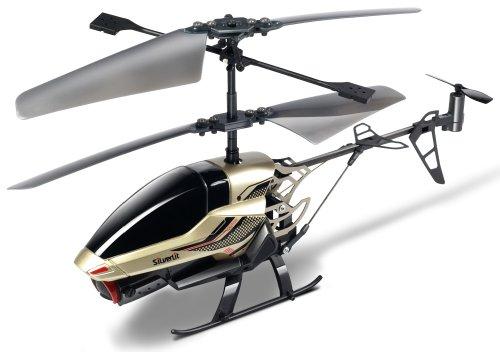 84601 Silverlit Spy Cam II ferngesteuert 3-Kanal Helikopter 2.4GHz mit Gyro und Kamera für Videos bzw. Bilder, farblich sortiert - 5