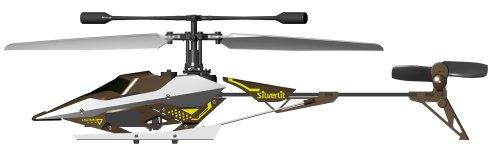 84613 Silverlit Sky Dagger ferngesteuert 4-Kanal Helikopter 2.4GHz mit Gyro, farblich sortiert - 2