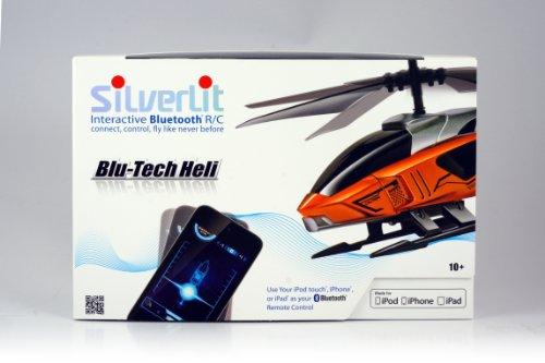 84620 Silverlit Blu-Tech ferngesteuert 3-Kanal Helikopter über I-Phone mit Gyro, farblich sortiert - 2
