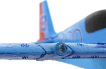 ACME - Flugmodell Edge 540 - FlyCamOne - ARF-Kit, inkl. 2 Servos (ohne Fernsteuerung) (AA4002) - 4