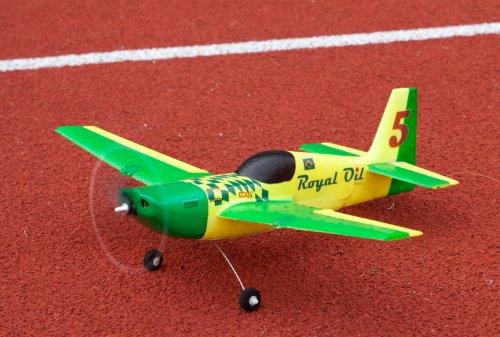 ACME - Flugmodell Edge 540 - Royal Oil - ARF-Kit, inkl. 2 Servos (ohne Fernsteuerung) (AA4003) - 4