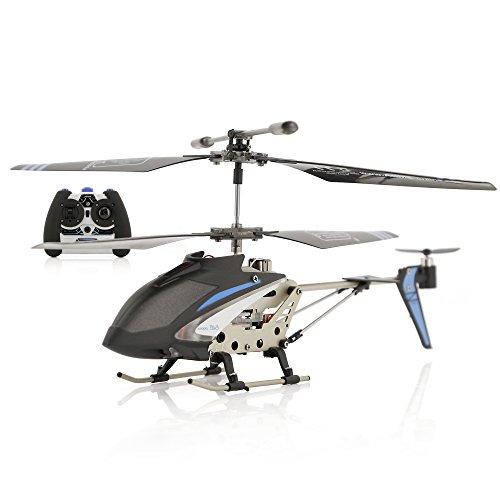 ACME - zoopa 150 blu iz | 2,4 GHz Helikopter mit Ambient Lights |60m Reichweite | Alluminiumrahmen | leicht zu fliegen durch neuste Gyrotechnik (AA0178) - 2