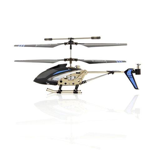 ACME - zoopa 150 blu iz | 2,4 GHz Helikopter mit Ambient Lights |60m Reichweite | Alluminiumrahmen | leicht zu fliegen durch neuste Gyrotechnik (AA0178) - 6