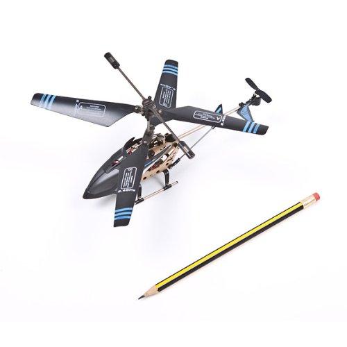 ACME - zoopa 150 blu iz | 2,4 GHz Helikopter mit Ambient Lights |60m Reichweite | Alluminiumrahmen | leicht zu fliegen durch neuste Gyrotechnik (AA0178) - 8