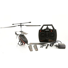 ACME - zoopa 300 Helikopter | 2,4GHz Funktechnik | 3+2-Kanal | In- und Outdoor (AA0302) - 1