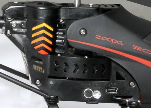 AirAce AA0300 - zoopa 300 Movie 2.4 GHz Helikopter - 8