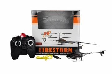 Amewi 25042 - Firestorm 3-Kanal Mini Hubschrauber mit Gyro - 2