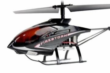 Amewi 25042 - Firestorm 3-Kanal Mini Hubschrauber mit Gyro - 5