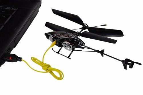 Amewi 25042 - Firestorm 3-Kanal Mini Hubschrauber mit Gyro - 7