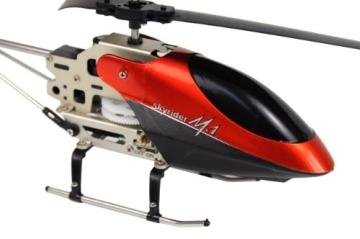 Amewi 25052 - Skyrider M.1 3-Kanal Minihubschrauber mit Gyro - 2
