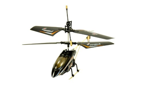 Amewi 25064 - Firestorm GOLD, Indoor Helikopter (GYRO, Turbo-Funktion und LiPo-Akku) - 2