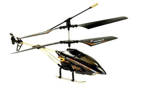 Amewi 25064 - Firestorm GOLD, Indoor Helikopter (GYRO, Turbo-Funktion und LiPo-Akku) - 3