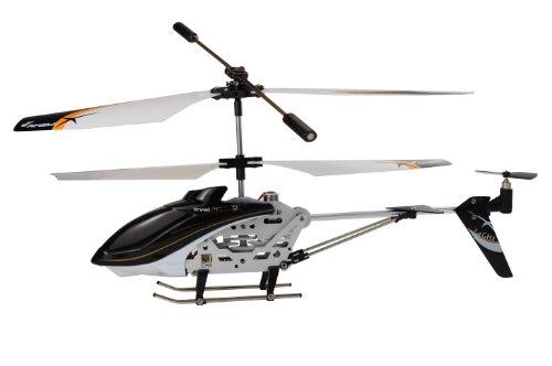 Amewi 25071 - Level X 2.4 GHz 3-Kanal Mini RC Hubschrauber mit Gyro RTF - 1