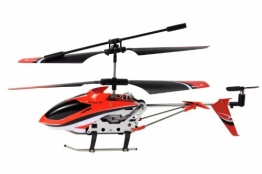 Amewi 25072 - Level X IR, Indoor Helikopter im Alukoffer (GYRO, USB, LiPo-Akku) - 1