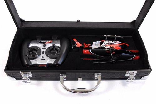 Amewi 25072 - Level X IR, Indoor Helikopter im Alukoffer (GYRO, USB, LiPo-Akku) - 3