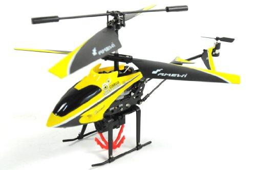 AMEWI 25089 - Firestorm Cargo 3.5 Kanal Gyro Mini Hubschrauber mit Seilwinde - 1
