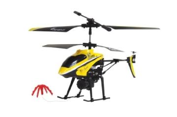 AMEWI 25089 - Firestorm Cargo 3.5 Kanal Gyro Mini Hubschrauber mit Seilwinde - 3