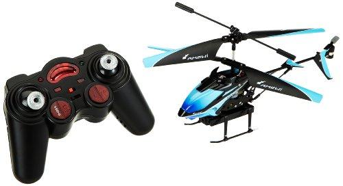 AMEWI 25093 - Firestorm Spy 3.5 Kanal Gyro Mini Hubschrauber mit Videokamera - 1