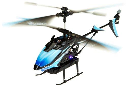 AMEWI 25093 - Firestorm Spy 3.5 Kanal Gyro Mini Hubschrauber mit Videokamera - 2