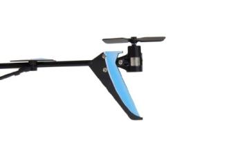 AMEWI 25093 - Firestorm Spy 3.5 Kanal Gyro Mini Hubschrauber mit Videokamera - 8