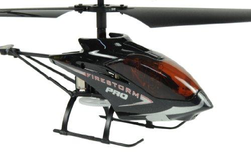 AMEWI 25097 - Firestorm Pro 2.4 GHz 3 Kanal Gyro Mini Hubschrauber - 3