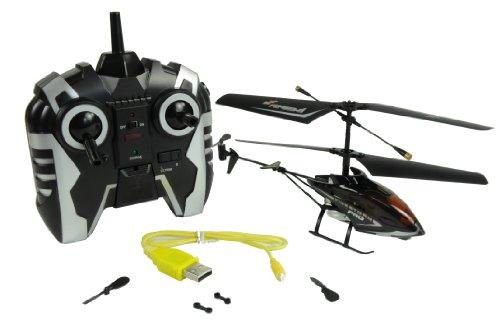 AMEWI 25097 - Firestorm Pro 2.4 GHz 3 Kanal Gyro Mini Hubschrauber - 7