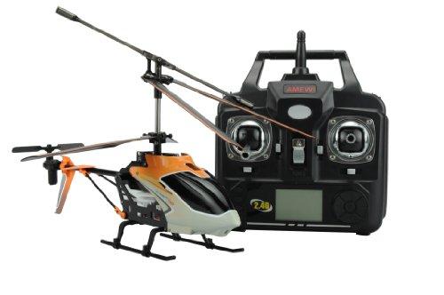 AMEWI 25134 - Level X 180 2.4 GHz / 37 cm / 3-Kanal Hubschrauber - 2