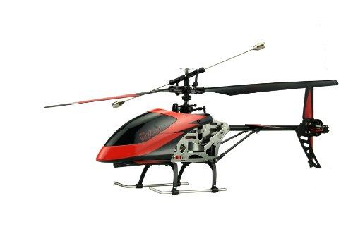 Amewi 25137 - Buzzard 4 Kanal Helikopter, 2.4 GHz - 2