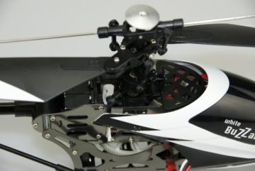 Amewi 25137 - Buzzard 4 Kanal Helikopter, 2.4 GHz - 5