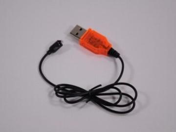 Amewi Ersatzteil USB Ladekabel für Hubschrauber Amewi 25064 - Firestorm GOLD Edition mit Gyro Originalverpackt - 1