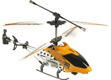 Fun2Get YD-113 - RC Mini Helikopter mit Motion Control Steuerung RTF mit Gyro-Technologie, orange - 2