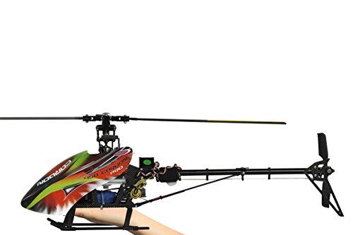 Jamara 031556 - Helikopter, RC E-Rix 450 Carbon Pro RTF Gas links - 4