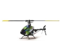Jamara 031558 - Helikopter, RC E-Rix 500 Carbon Pro RTF Gas links - 1