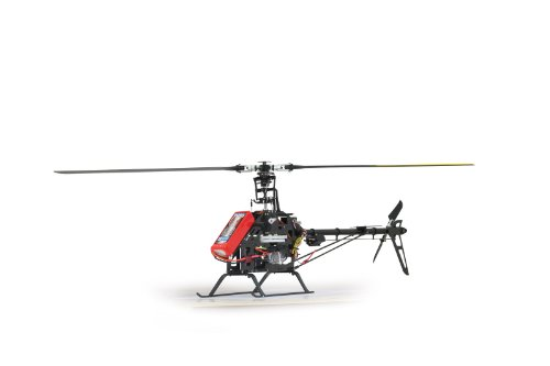 Jamara 031558 - Helikopter, RC E-Rix 500 Carbon Pro RTF Gas links - 4