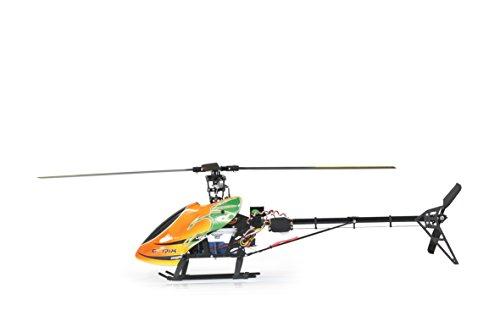 Jamara 031560 - RC E-Rix 450 Carbon RTF Gas links Eingeflogen inklusive 2,4 GHz Fernsteuerung - 2
