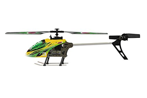 Jamara 032610 - Sole V3 Flybarless Helikopter, inklusive 2.4 GHz Fernsteuerung - 2