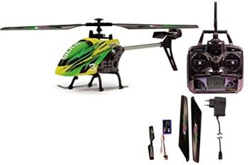 Jamara 032610 - Sole V3 Flybarless Helikopter, inklusive 2.4 GHz Fernsteuerung - 4