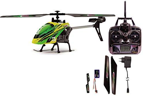 Jamara 032610 - Sole V3 Flybarless Helikopter, inklusive 2.4 GHz Fernsteuerung - 5