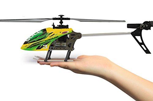 Jamara 032610 - Sole V3 Flybarless Helikopter, inklusive 2.4 GHz Fernsteuerung - 6