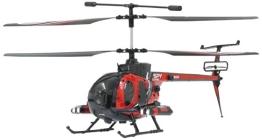 Jamara 037065 - RC Spy Copter 500 mit Gyro und Camera inklusive 2.4 GHz Fernsteuerung - 1