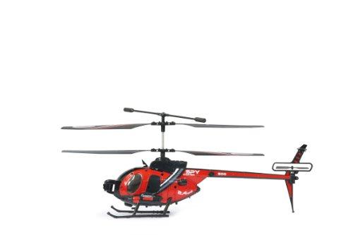 Jamara 037065 - RC Spy Copter 500 mit Gyro und Camera inklusive 2.4 GHz Fernsteuerung - 2