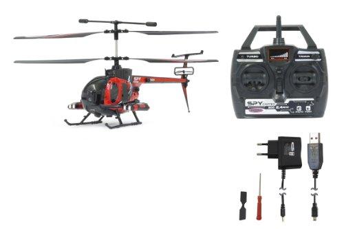 Jamara 037065 - RC Spy Copter 500 mit Gyro und Camera inklusive 2.4 GHz Fernsteuerung - 4