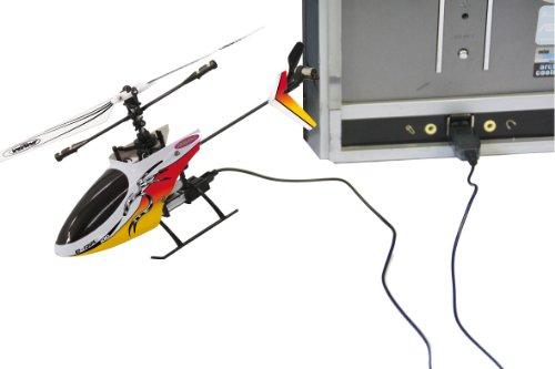 Jamara 037301 - RC E-Rix 100 Gas Rechts inklusive 2,4 GHz Fernsteuerung mit integriertem Ladegerät - 4
