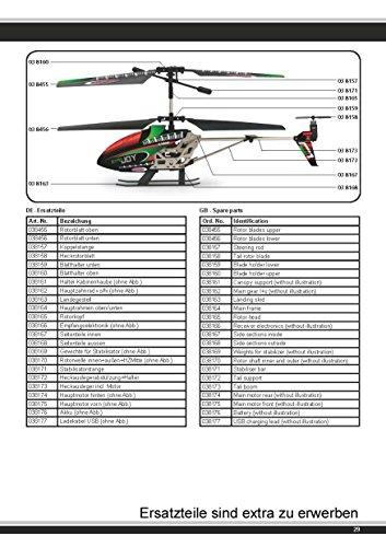 Jamara 038450 - Joystick Helikopter - 9